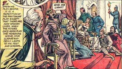 Detectives I: Oedipus en Hamlet